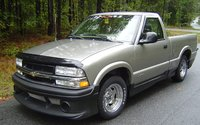 1998 Chevrolet S-10 2 Dr LS Standard Cab SB, 1998 Chevrolet S-10 before the roll, exterior, gallery_worthy