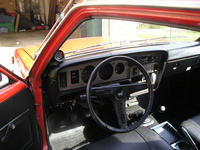 Picture of 1978 Toyota Corolla DX, interior