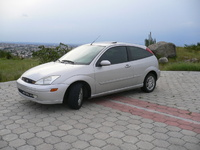 2002 Ford Focus ZX3 picture, exterior