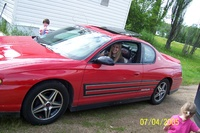 2004 Chevrolet Monte Carlo SS Supercharged picture