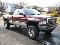 2001 Dodge Ram Pickup 2500 Overview