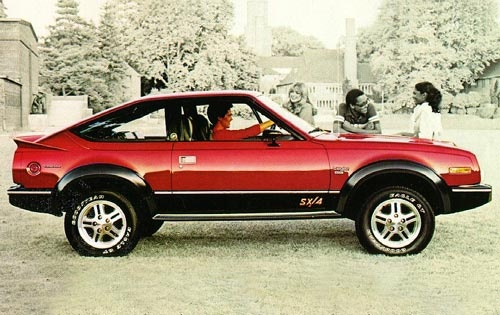 Nissan Of Concord >> 1983 AMC Eagle - Overview - CarGurus