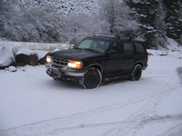 1996 Ford Explorer 4 Dr XL 4WD SUV picture