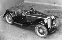 1949 MG TC Overview