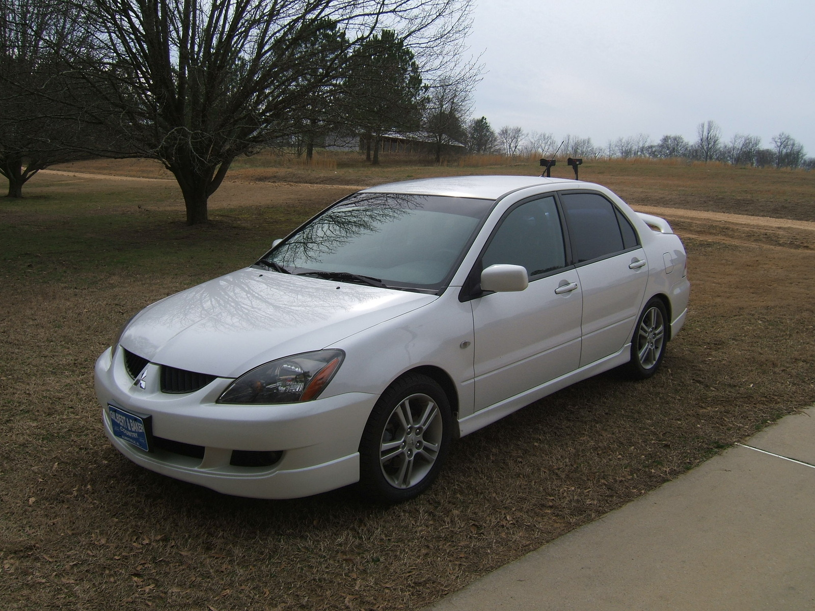 2004 Mitsubishi Lancer Other Pictures Cargurus