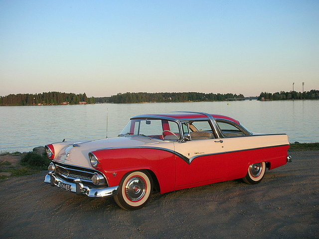 1955 Ford Fairlane Pictures Cargurus