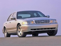 2007 Ford Crown Victoria Picture Gallery