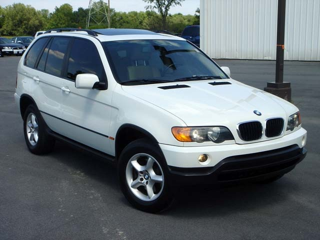 Picture of 2002 BMW X5, exterior, gallery_worthy