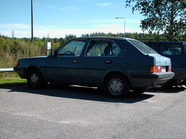Picture of 1985 Volvo 340, exterior, gallery_worthy
