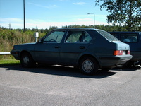 1985 Volvo 340 Overview