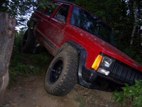 Picture of 1995 Jeep Cherokee 4 Dr Sport 4WD, exterior