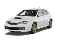Picture of 2008 Subaru Impreza WRX STI Turbo AWD, exterior, gallery_worthy