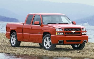2004 chevrolet silverado 1500 ss overview cargurus. Black Bedroom Furniture Sets. Home Design Ideas
