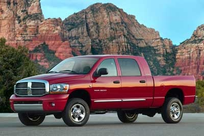 2006 dodge ram 2500 overview cargurus. Black Bedroom Furniture Sets. Home Design Ideas