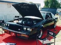 1982 Buick Grand National Overview