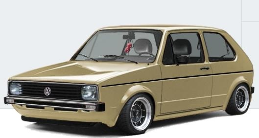 1975 Volkswagen Rabbit