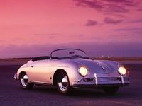 1954 Porsche 356 Overview