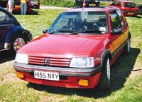 Picture of 1990 Peugeot 205, exterior, gallery_worthy