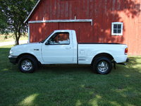 Picture of 1998 Ford Ranger XLT Standard Cab Stepside SB, exterior, gallery_worthy