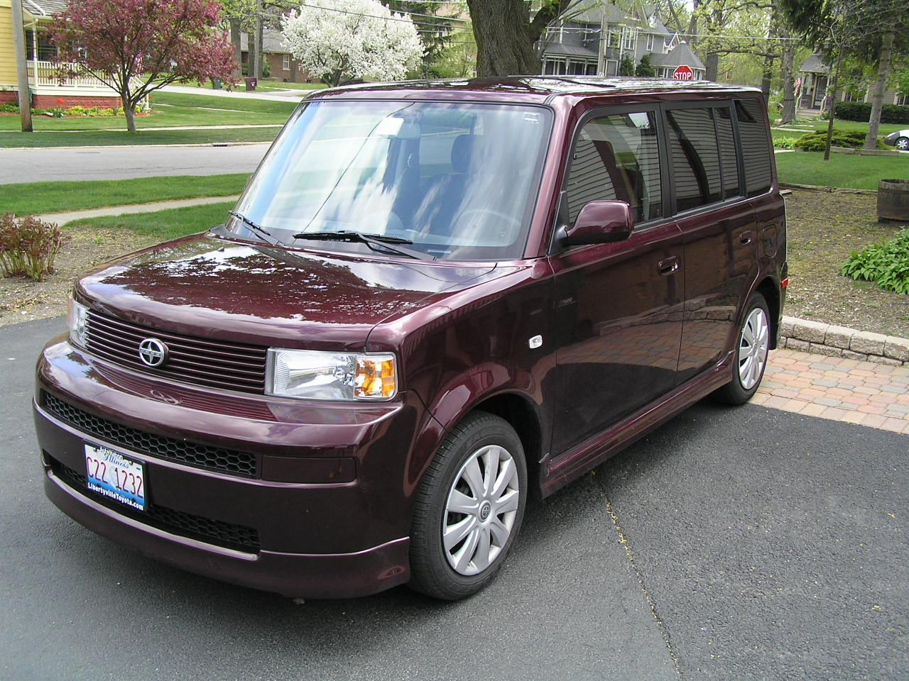 2005 scion xb pictures cargurus for Garage skoda sion