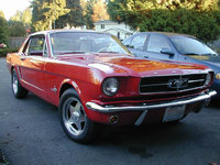 Picture of 1965 Ford Mustang Standard Coupe, exterior, gallery_worthy