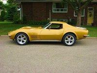 Picture of 1971 Chevrolet Corvette Coupe, exterior