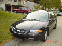 1999 Chrysler Cirrus 4 Dr LXi Sedan picture, exterior