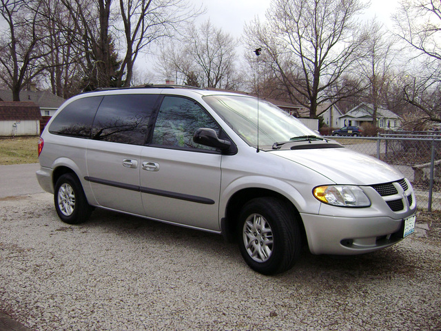 Picture of 2002 Dodge Grand Caravan 4 Dr Sport Passenger Van Extended
