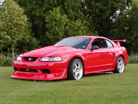 2000 Ford Mustang SVT Cobra 2 Dr STD Coupe picture, exterior