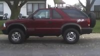 Picture of 2002 Chevrolet Blazer 2 Door LS 4WD, exterior