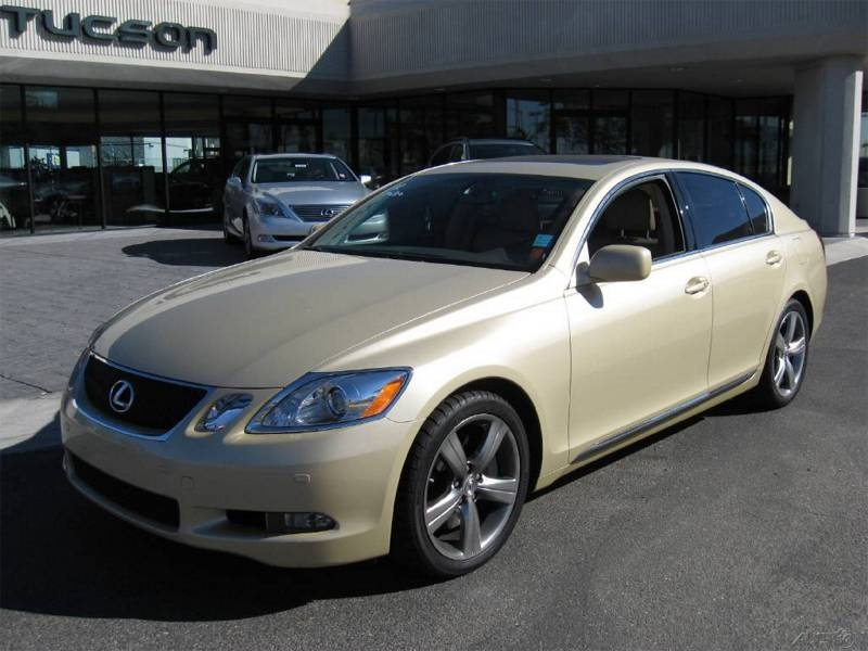 2006 Lexus Gs 430 Overview Cargurus