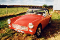 1964 MG Midget Overview