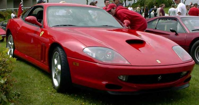 Picture of 2001 Ferrari 550 2 Dr Maranello Coupe
