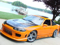Picture of 1994 Nissan 240SX, exterior