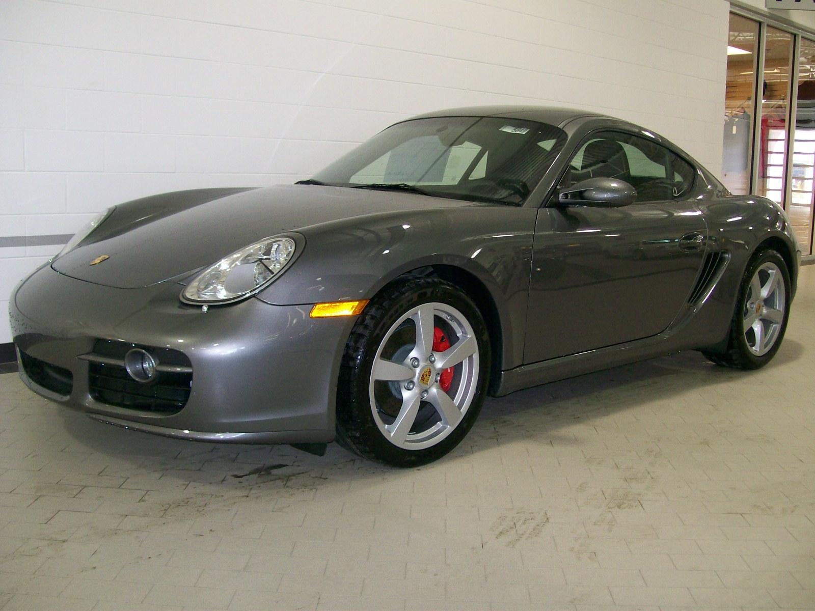 2008 Porsche Cayman Pictures Cargurus