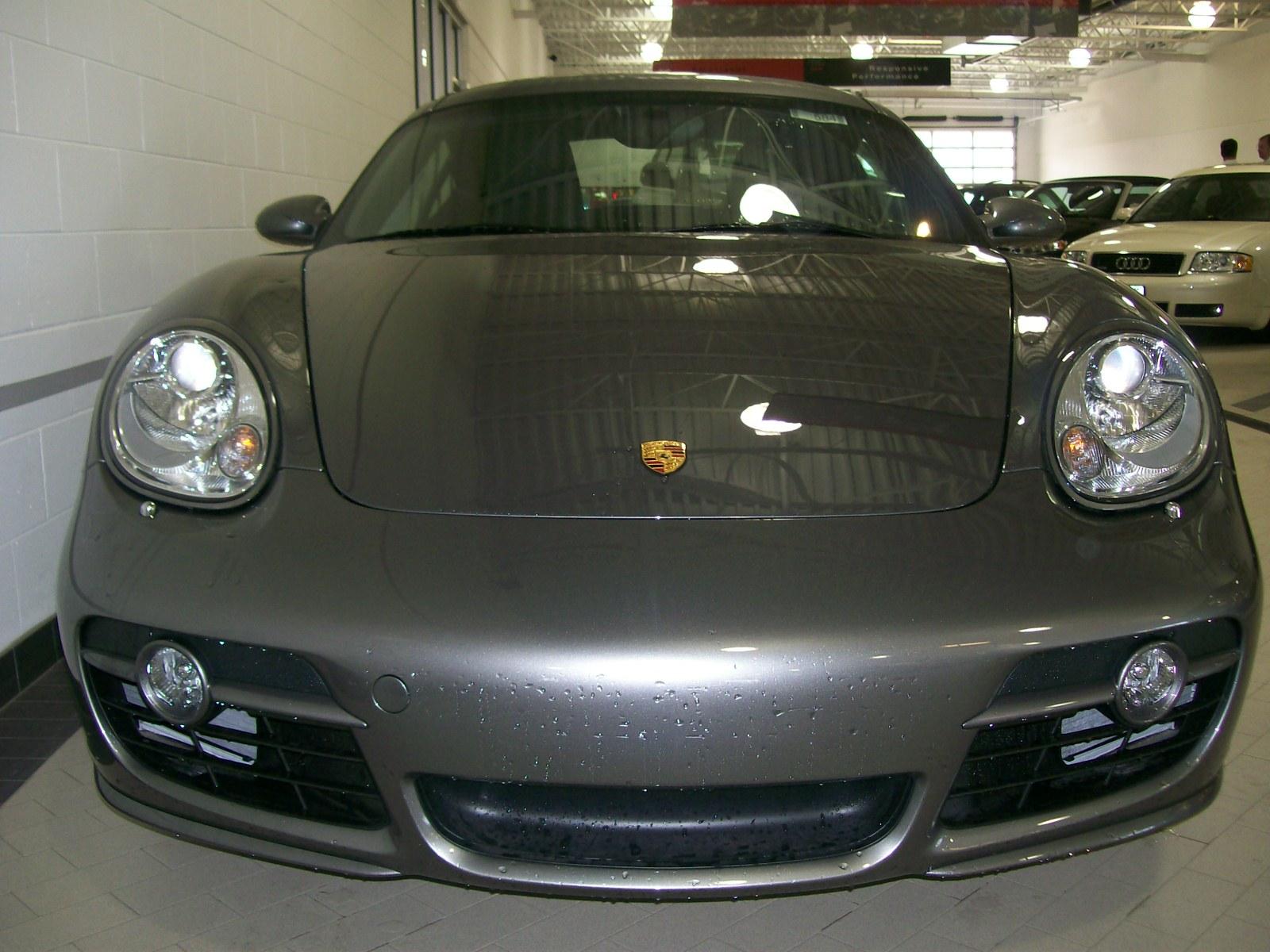 2008 Porsche Cayman - Pictures - 2008 Porsche Cayman S picture ...