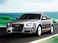 2007 Audi A3 Picture Gallery