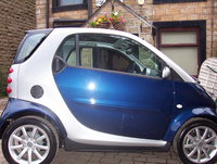 1998 smart fortwo Overview