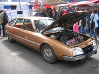 1975 Citroen CX Overview