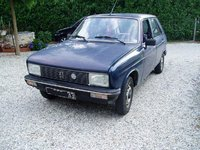 1982 Peugeot 104 Overview