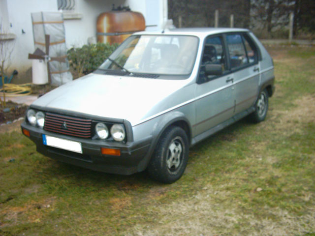 Picture of 1985 Citroen Visa