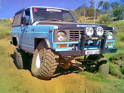 Sunny King Ford >> 1980 Nissan Patrol - Pictures - CarGurus