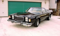 1977 Ford Ranchero picture