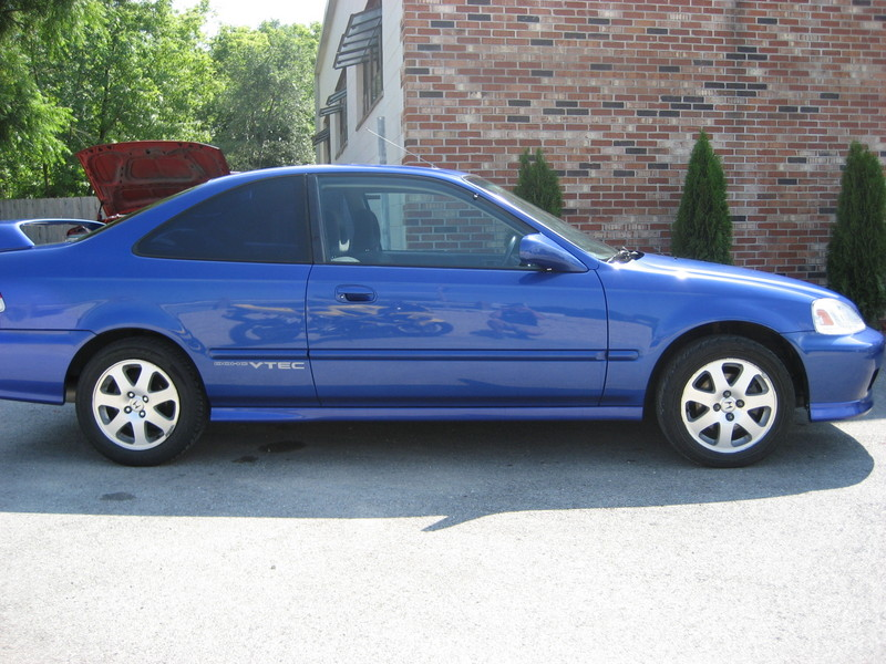 2000 honda civic si - photo #28