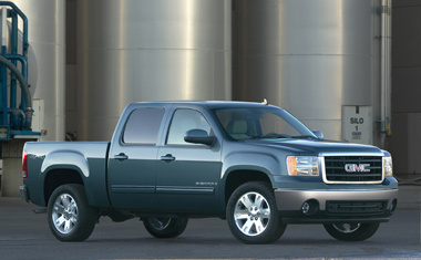 Picture of 2006 GMC Sierra 1500HD SLT 4dr Crew Cab 4WD SB