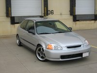 Picture of 1996 Honda Civic CX Hatchback