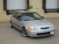 Picture of 1996 Honda Civic CX Hatchback