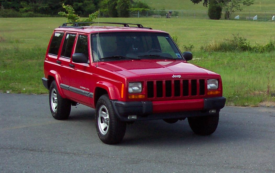 2001 jeep cherokee sport 4wd picture exterior. Cars Review. Best American Auto & Cars Review