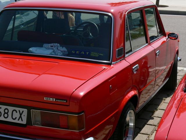 Picture of 1974 Fiat 124, exterior