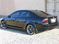 2006 Acura TL 6-Spd MT w/Performance Tires, 2006 Acura TL 5-Spd AT w/Performance Tires picture, exterior
